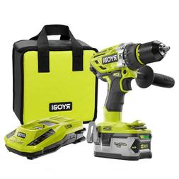18-Volt ONE+ Lithium-Ion Cordless Brushless 1/2 in. Hammer D