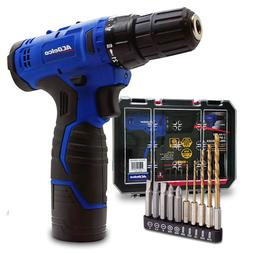 """ACDelco  2-Speed 3/8"""" Drill Driver Kit  12V  Cordless ARD1"""