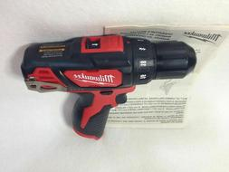 "Milwaukee 2407-20 M12 3/8"" Drill Driver Bare Tool"