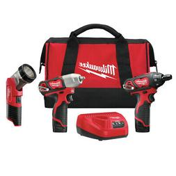 2491 23 m12 cordless 3 tool combo