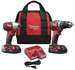 MILWAUKEE-2691-22 M18™ Cordless Lithium-Ion 2-Tool Combo K