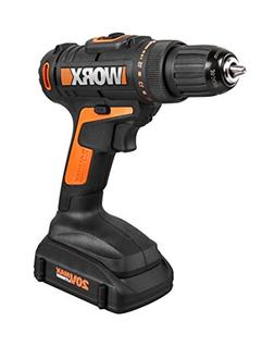 WORX 20V Cordless Drill and Driver, 2-Speed Design with Prec