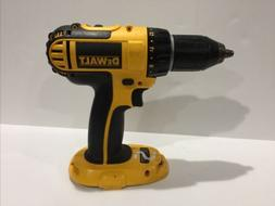 "DeWalt DC720 Compact 18v Cordless 1/2"" Drill Driver Bare Too"