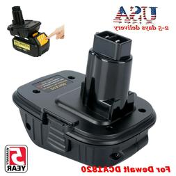 DEWALT 18v to 20v Adapter - Bare