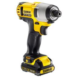DCF815S2 12V MAX Cordless Lithium-Ion 1/4 in. Impact Driver