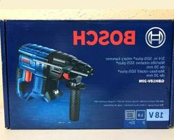 BOSCH GBH18V-20N - 18V 3/4 In. SDS-plus Rotary Hammer  NEW F