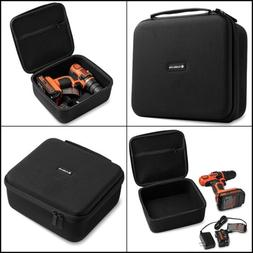 Hard Case For Black Decker Drill Driver Lithium-Ion 20V Max