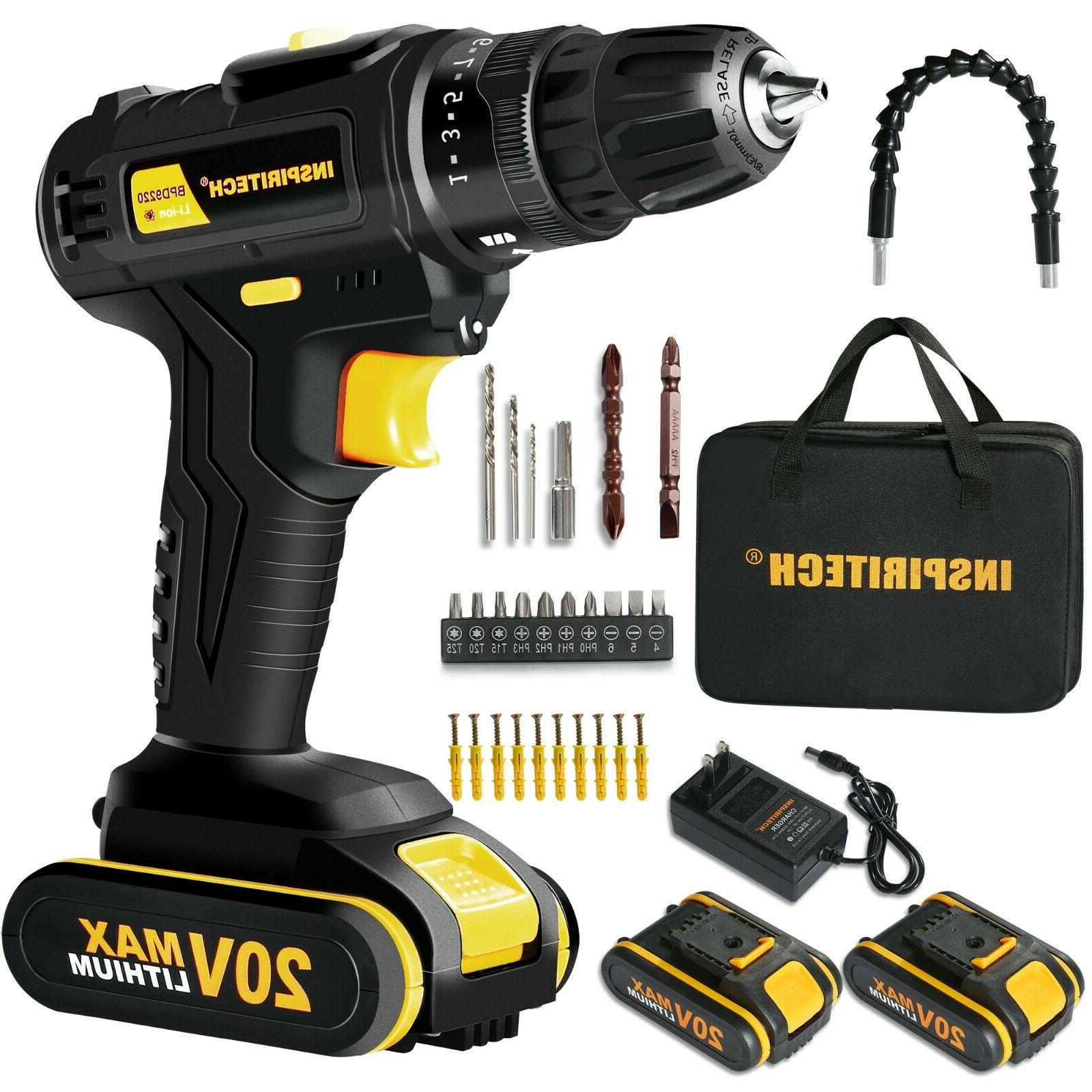 21 volt drill 2 speed electric cordless