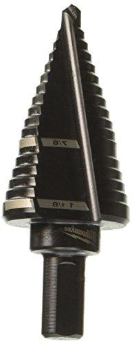 Milwaukee 48-89-9209 Bit 7/8 In. To 1-1/8 In. Step Drill