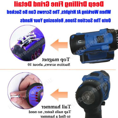 Cordless Action & Kit Lithium-Ion Battery
