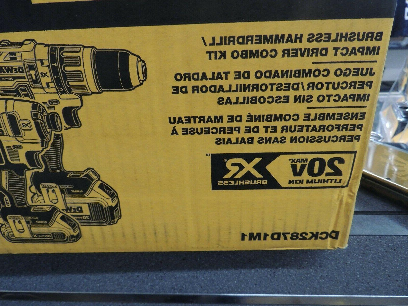 Hammer Drill and Driver
