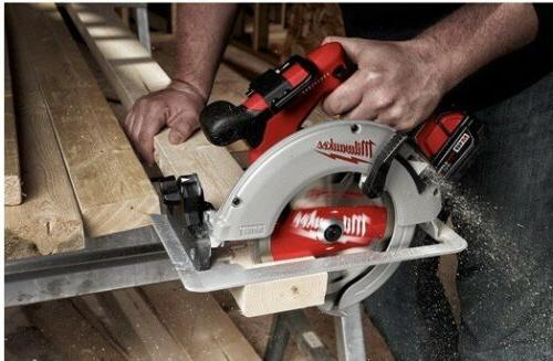 Milwaukee Cordless Hammer Drill/Circular Saw Kit 2-Tool