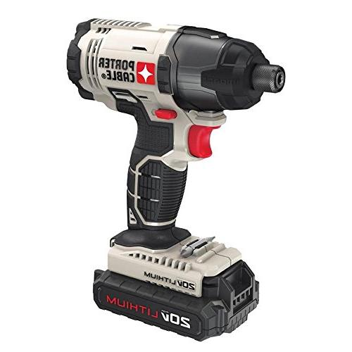 PORTER MAX Cordless Drill/Driver and Driver Combo Kit