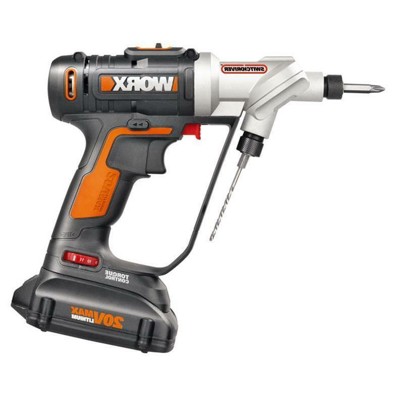 WORX WX176L.5 Switchdriver PowerShare Cordless Driver Batteries