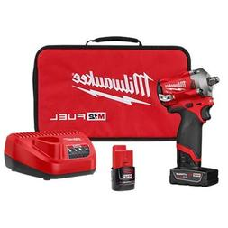 Milwaukee 2555-22 M12 FUEL 12-Volt Lithium-Ion Brushless Cor