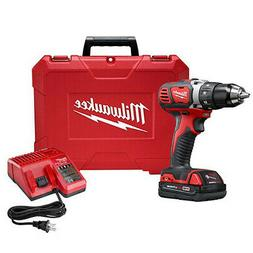 Milwaukee M18 18V Li-Ion Compact 1/2 in. Drill/Driver 2606-2