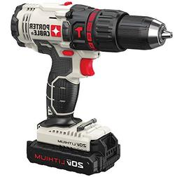 Porter-Cable PCC621LBR 20V Max Cordless Lithium-Ion Compact