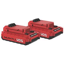 Porter-Cable PCC680LP 20V MAX 1.5 Ah Lithium-Ion Battery