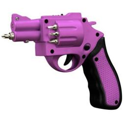 Forum Novelties Revolver Shaped Electric Screwdriver Gun wit