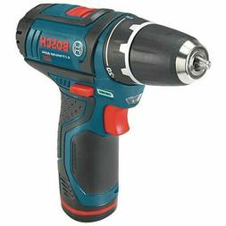 "BOSCH PS31-2A 3/8"" 12V Lithium-Ion Cordless Drill/Driver Kit"