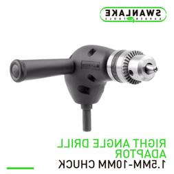 Right Angle Drill Attachment Chuck Adapter Electric Power Co