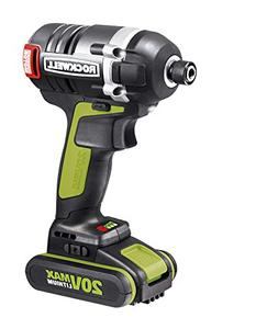 Rockwell RK2868K2 20-Volt 3-Speed Lithium Ion Brushless Impa