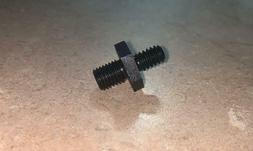 """Roloc threaded 1/4"""" adapter for Snap-On or Earthquake polish"""