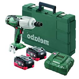 Metabo US602198550 18V 5.5 Ah Cordless LiHD 1/2 in. Square I
