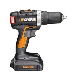 WORX WX174L Brushless 20V Cordless Drill and Driver with 2-S
